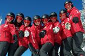 Kurs lyžování Loap