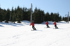 Instruktoři Ski and Board School Loap